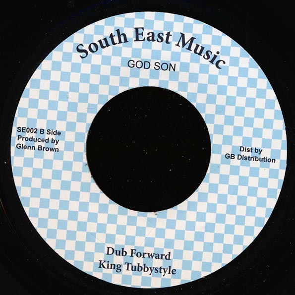 Glen Brown - Away With The Bad Forward The Good  /  King Tubby - Dub Forward