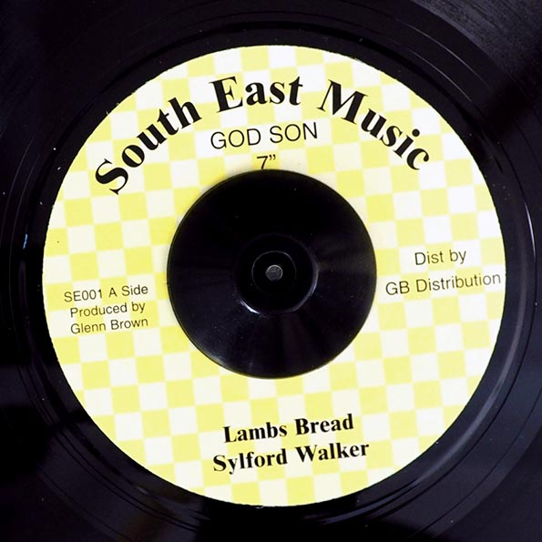 Sylford Walker - Lambs Bread  /  Pittison & Glenmore - Save Our Dub
