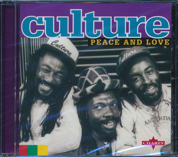 Culture - Peace And Love (Culture In Culture)