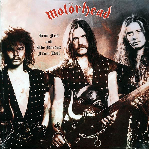 Motorhead - Iron Fist And The Hordes From Hell: Live At The Roundhouse, February 18, 1978