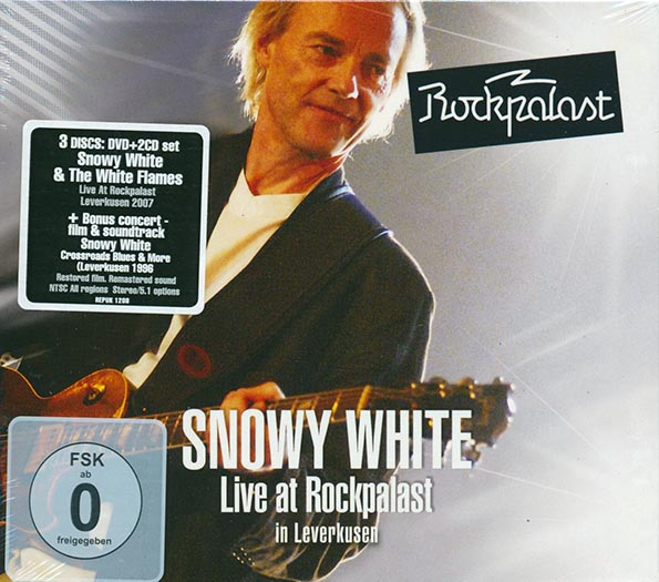Snowy White - Live At Rockpalast