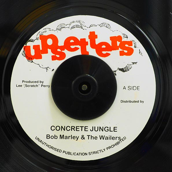 Bob Marley - Concrete Jungle  /  Version