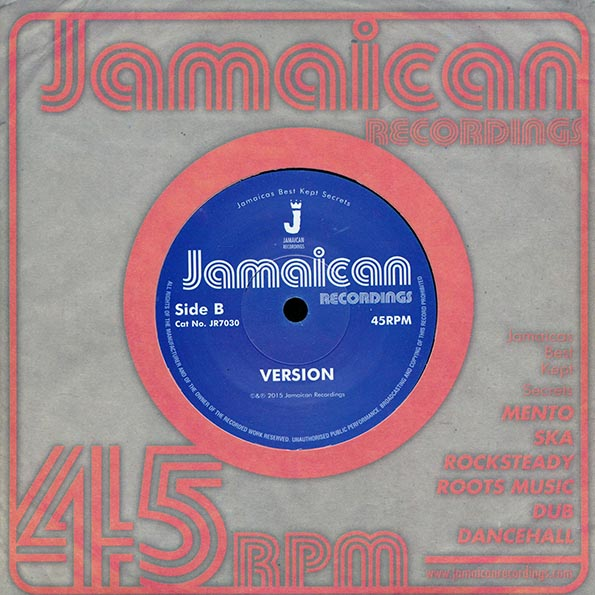 Horace Andy - You Are My Angel  /  Version