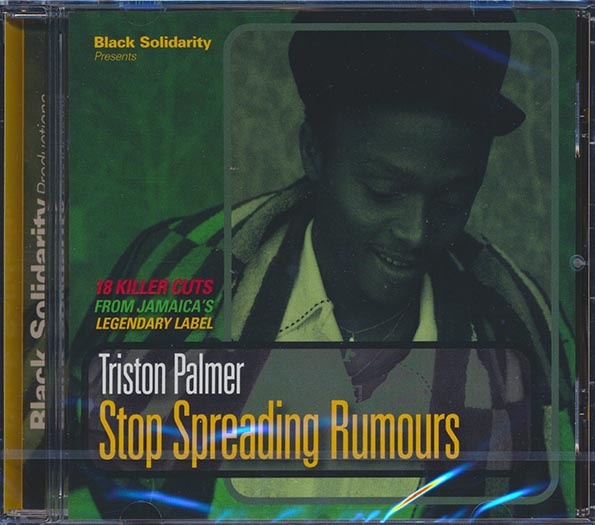 Triston Palmer - Stop Spreading Rumors