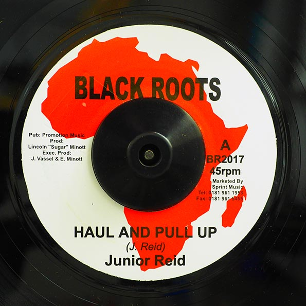 Jr. Reid - Haul & Pull Up  /  Live & Love In Unity