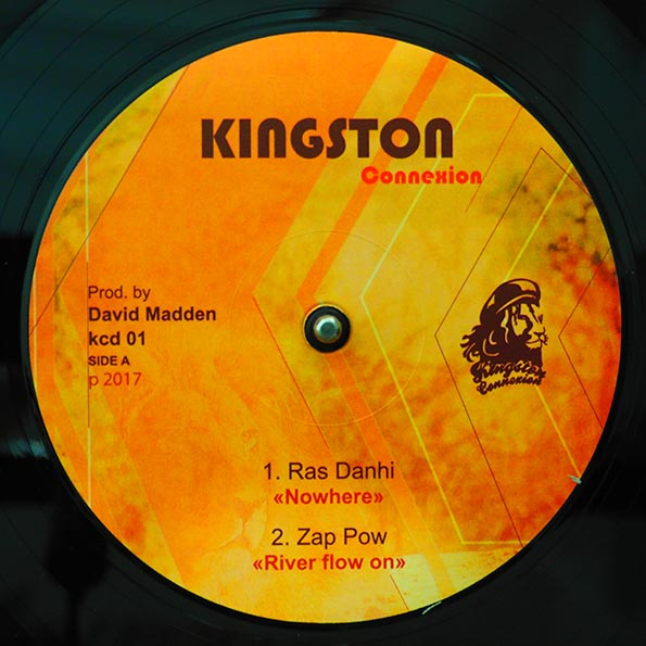 Ras Dahni - Nowhere; David Madden - River Flow On  /  Pablo Paul - Respect; Herman Marquis, David Madden - Take 5