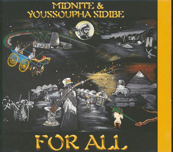 Midnite - For All (With Youssoupha Sidibe)