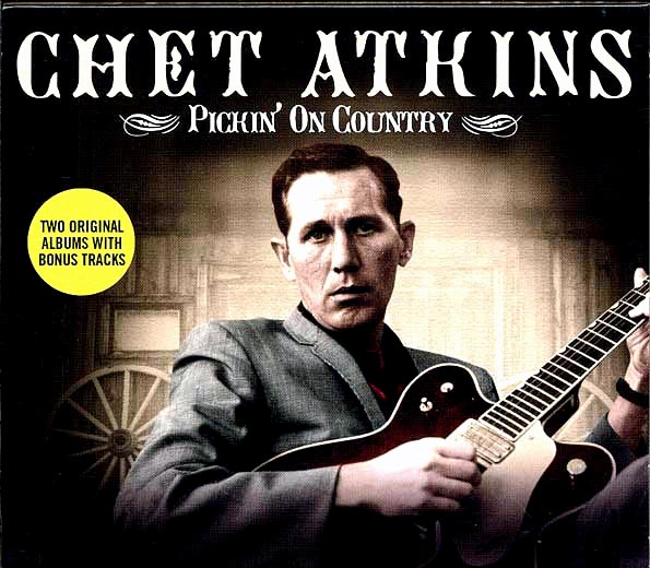 Chet Atkins - Pickin On Country