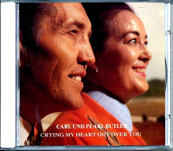 Carl & Pearl Butler - Crying My Heart Out Over You