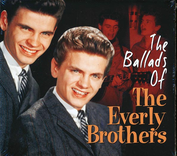 Everly Brothers, The - The Ballads Of The Everly Brothers