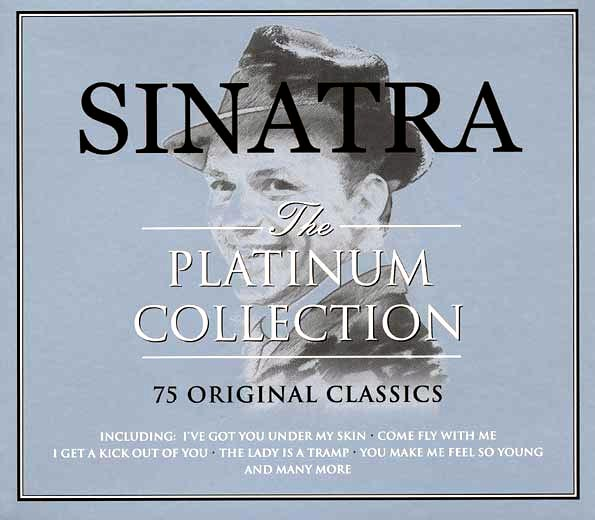 Frank Sinatra - The Platinum Collection: 75 Original Classics