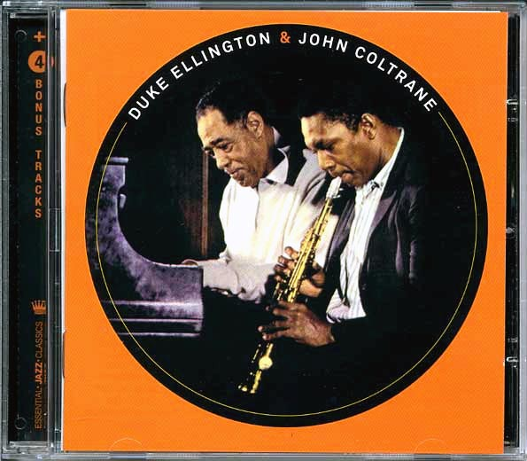 Duke Ellington, John Coltrane - Duke Ellington & John Coltrane