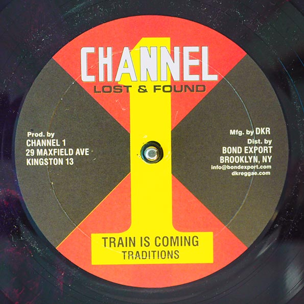 Traditions - Train Is Coming; Version  /  Traditions - When; Version