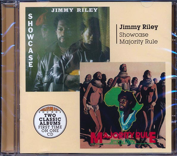 Jimmy Riley - Showcase + Majority Rule