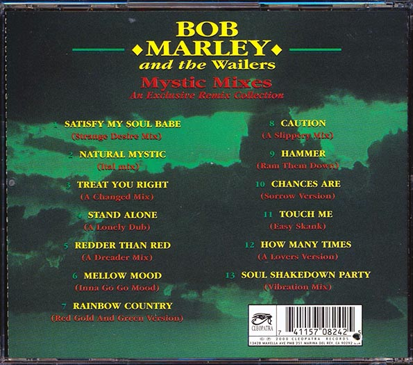 Bob Marley - Mystic Mixes: An Exclusive Remix Collection