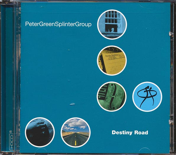 Peter Green Splinter Group - Destiny Road