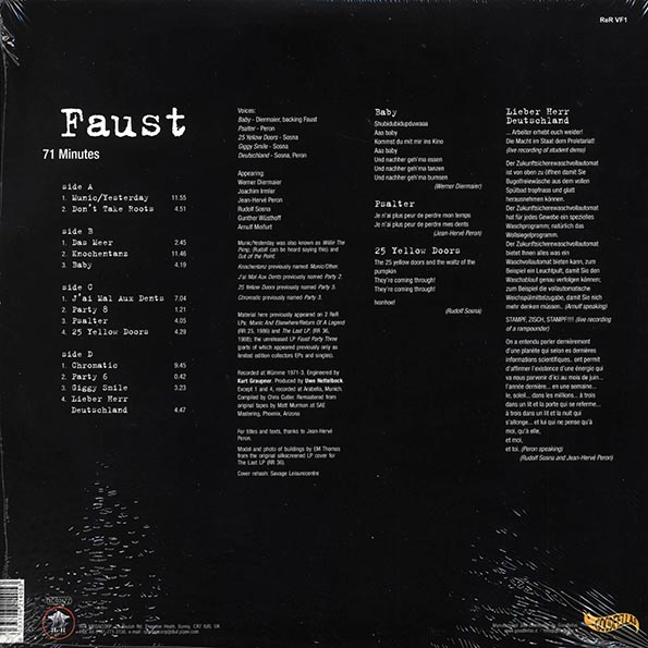 Faust - 71 Minutes