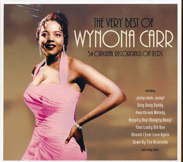 Wynona Carr - The Very Best Of Wynona Carr