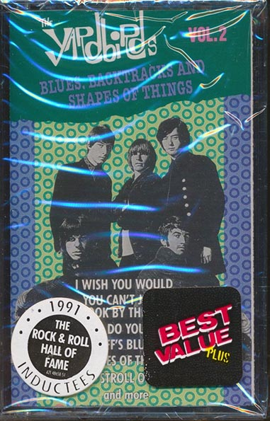 Yardbirds, The - Volume 2: Blues, Backtracks And Shapes Of Things