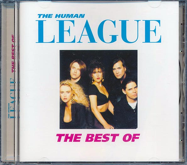 Human League, The - The Best Of The Human League