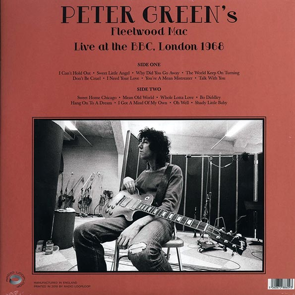 Peter Green's Fleetwood Mac - Live At The BBC, London 1968