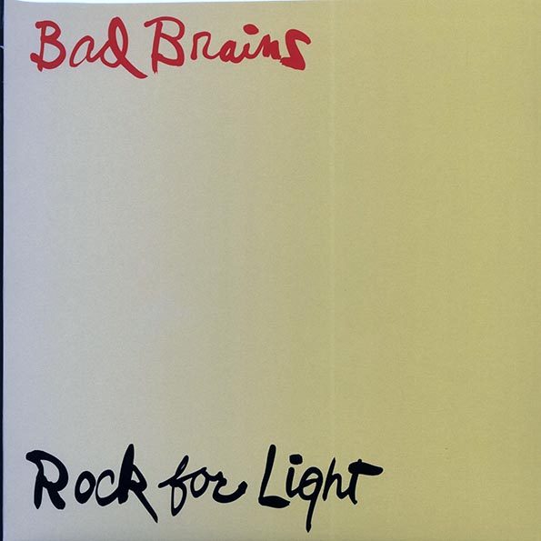 Bad Brains - Rock For Light
