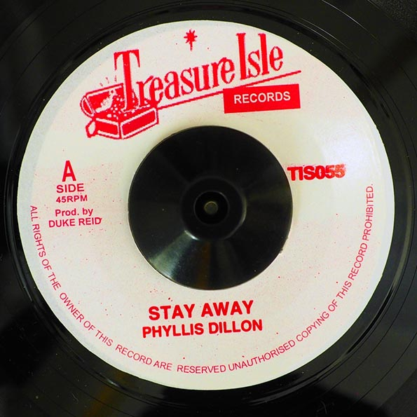 Phyllis Dillon - Stay Away  /  Tommy McCook & The Supersonics - Starry Night