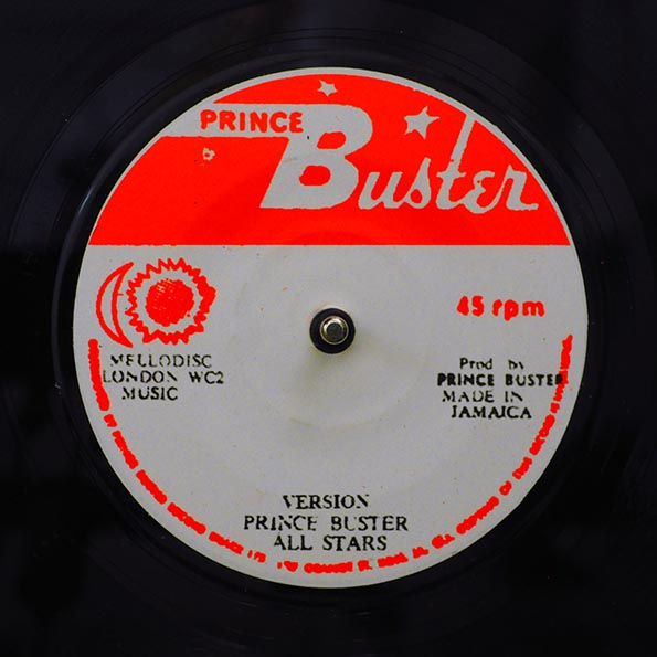 Prince Buster All Stars - Idi Amin  /  Prince Buster All Stars - Version