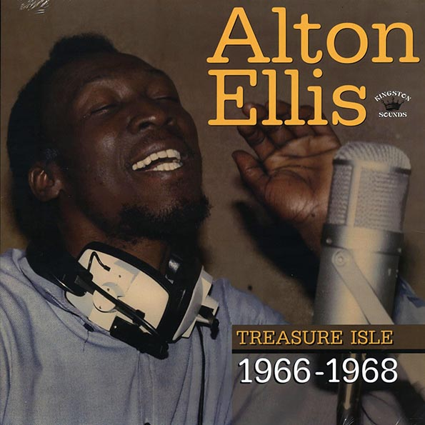 Alton Ellis - Treasure Isle 1966-1968