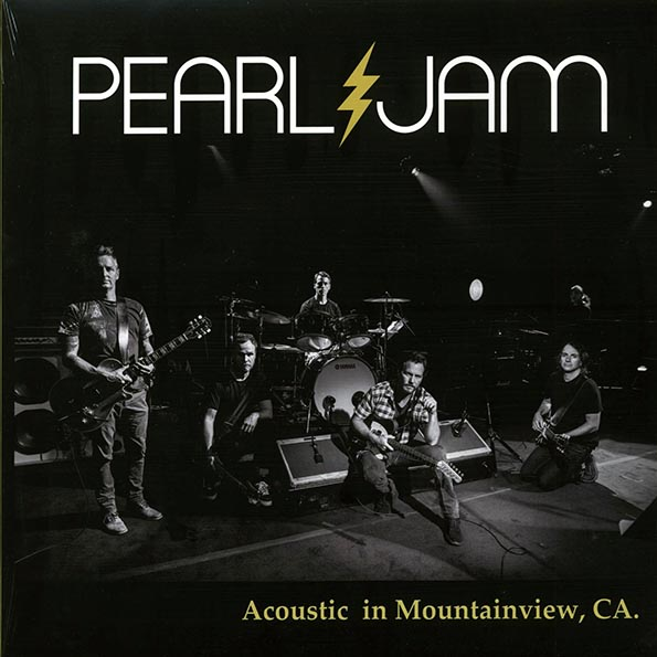 Pearl Jam - Acoustic In Mountain View, CA