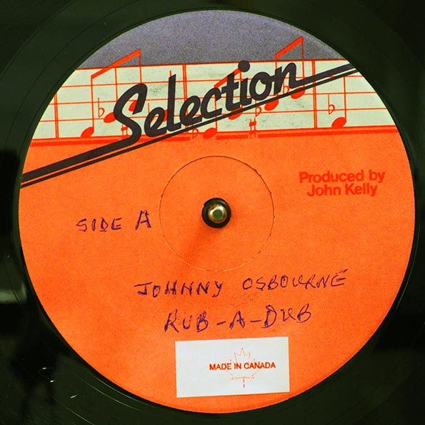 Johnny Osbourne - If You Love The Rub A Dub Say Forward (Extended Mix)  /  U Brown - Chanting Till A Dawn (Extended Mix)