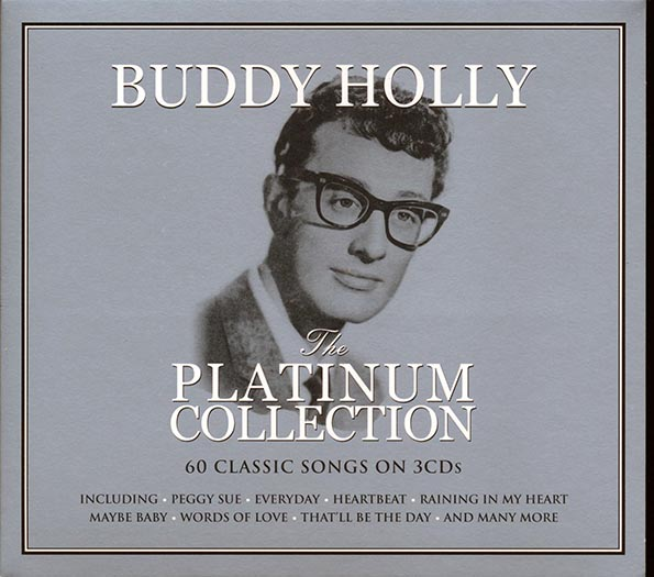 Buddy Holly - Platinum Collection
