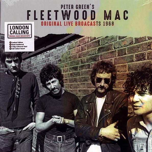 Peter Green's Fleetwood Mac - Original Live Broadcasts 1968