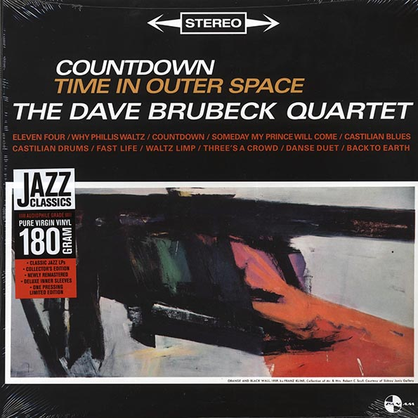 The Dave Brubeck Quartet - Countdown: Time In Outer Space