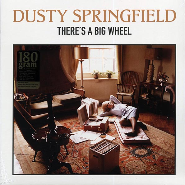Dusty Springfield - There's A Big Wheel