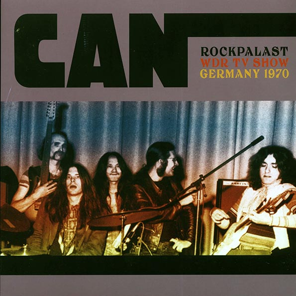 Can - Rockpalast WDR TV Show Germany 1970