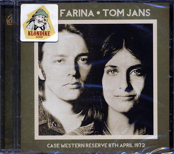 Mimi Farina, Tom Jans - Case Western Reserve 8th April 1972