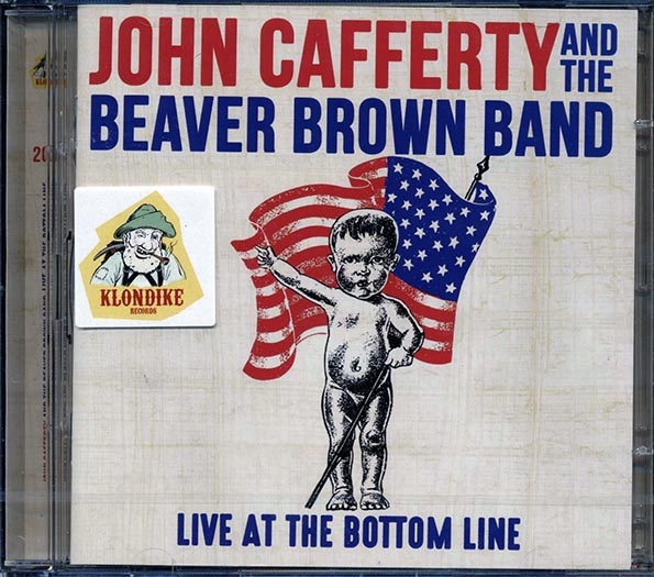 John Cafferty & The Beaver Brown Band - Live At The Bottom Line